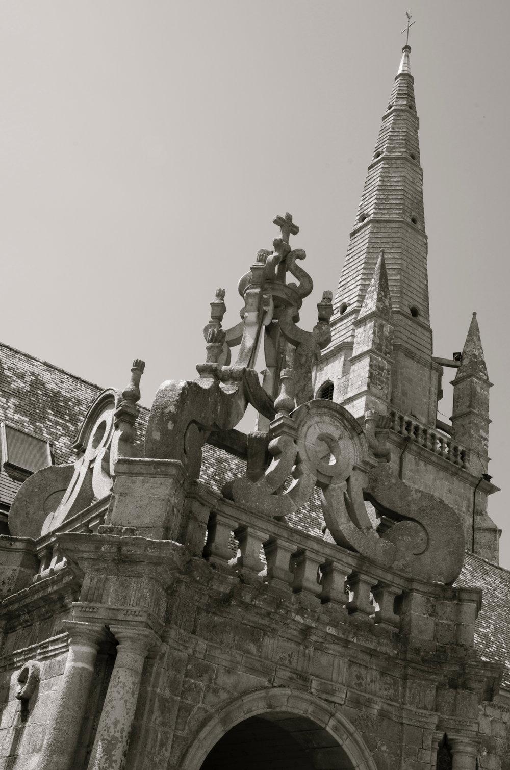 Église St-Cornély, Carnac