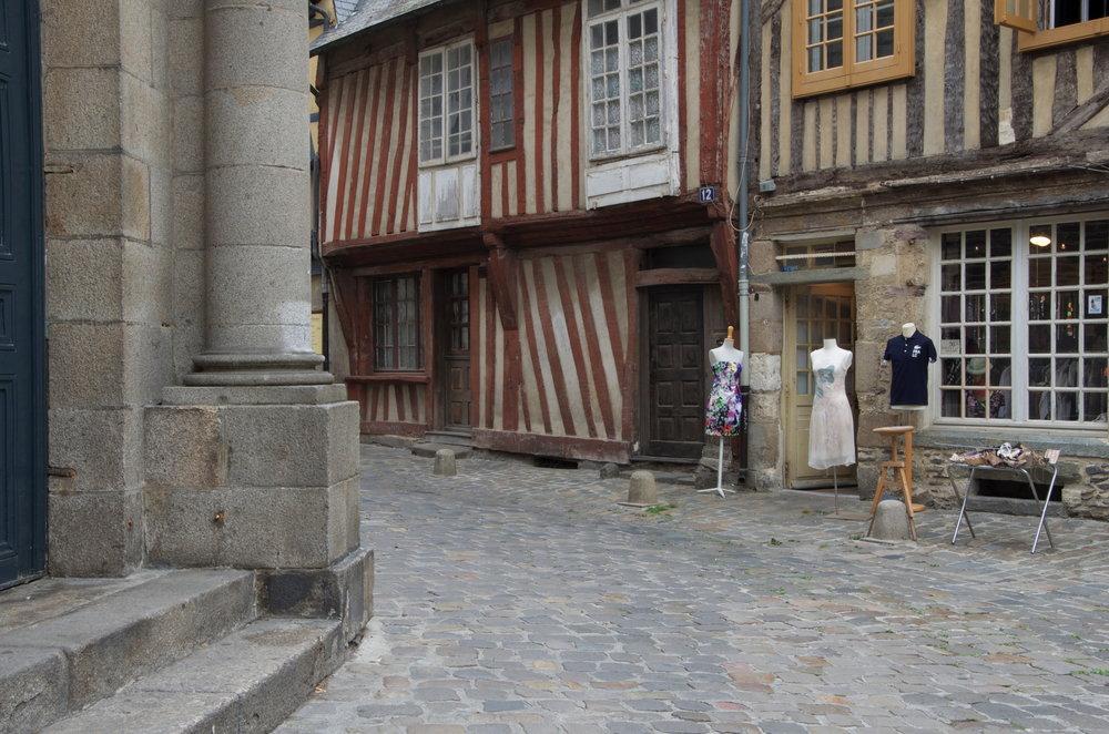Rue de la Palestre, Rennes