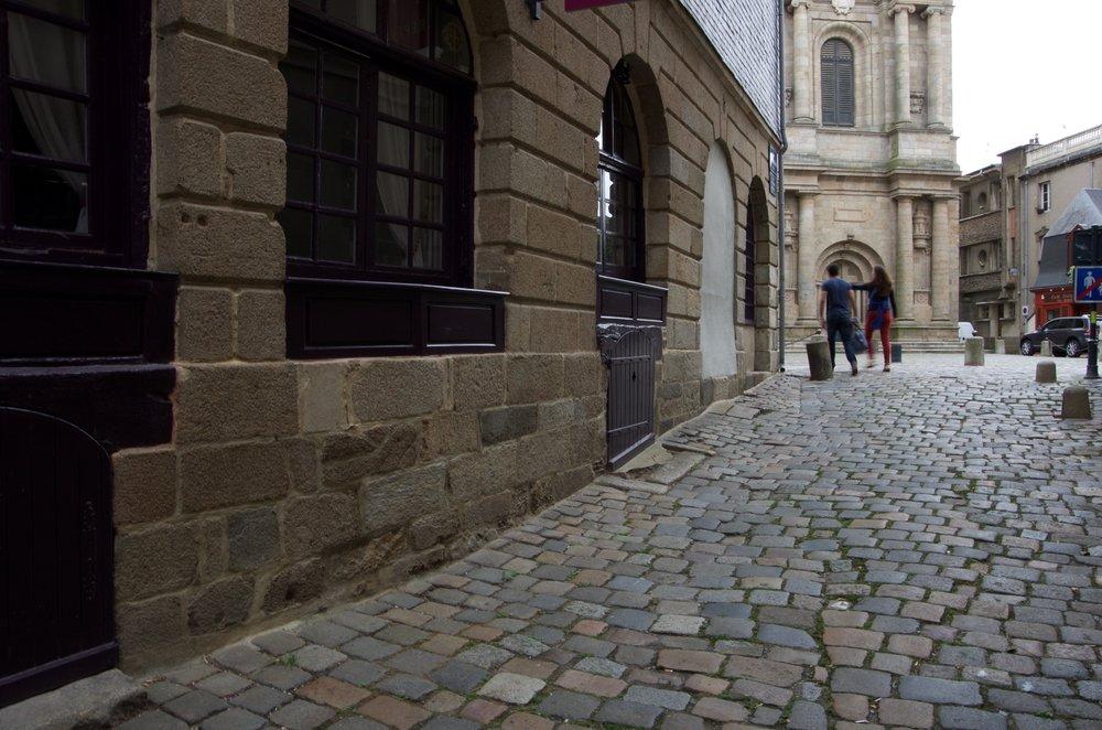 Rue des Portes Mordelaises, Rennes