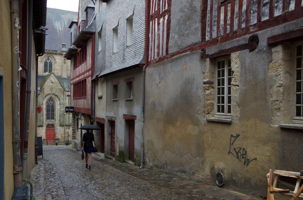 Rue Derval, Rennes