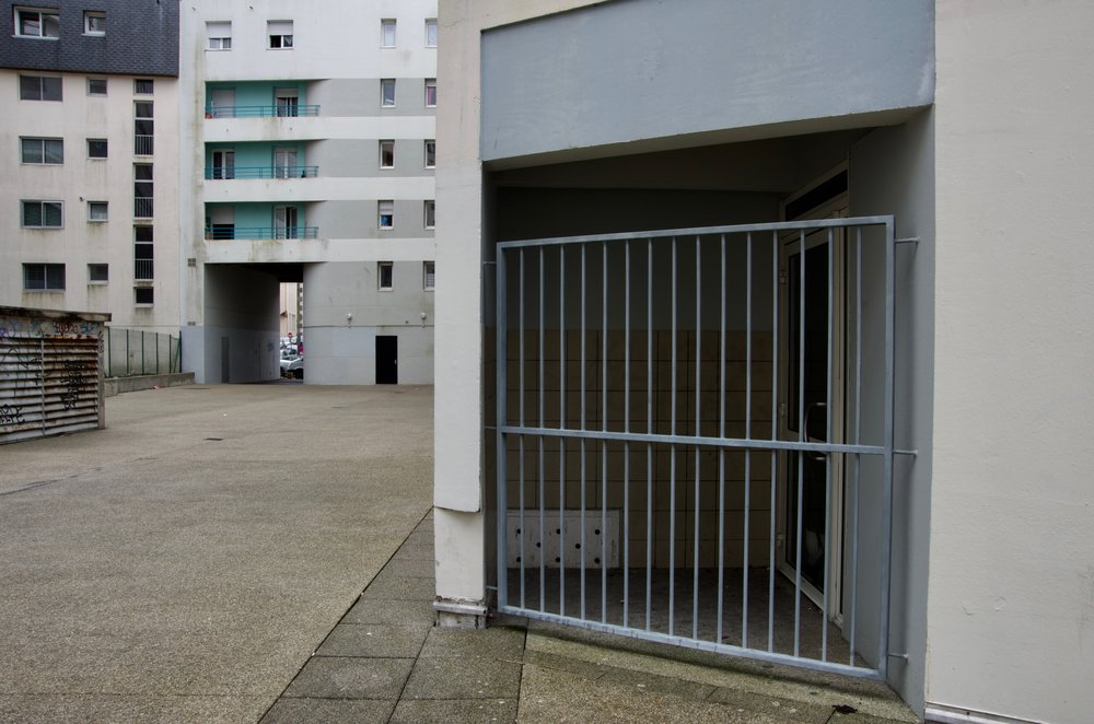 Passage depuis la rue Branda, Brest
