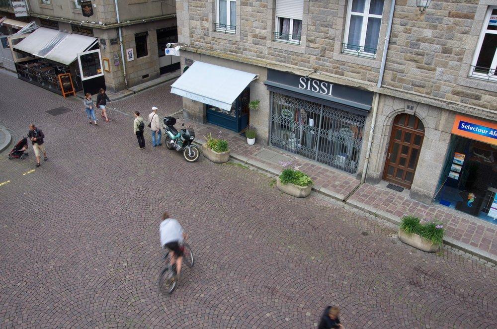 Place du Poids du Roi, St-Malo