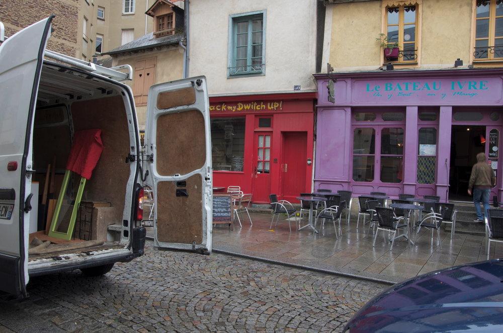 Rue de la Visitation, Rennes