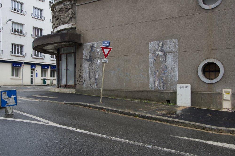 Rue du Château, Brest