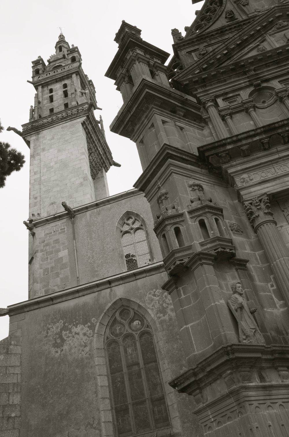 Église St-Houardon, Landerneau