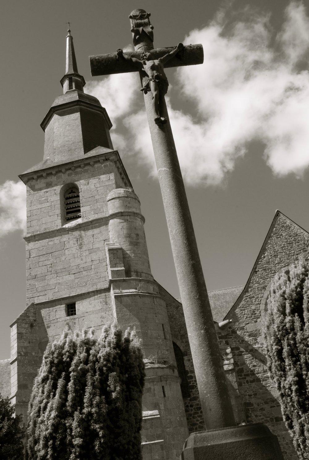 Église St-Martin, Lamballe