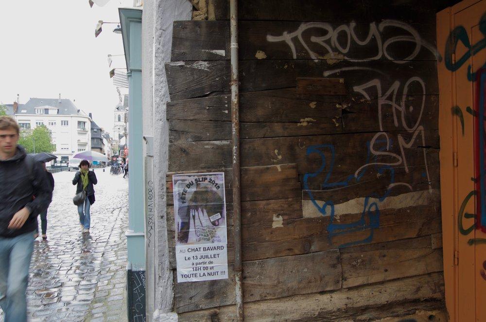 Rue St-Mélaine, Rennes