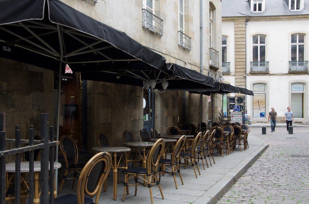 Rue St-Guillaume, Rennes