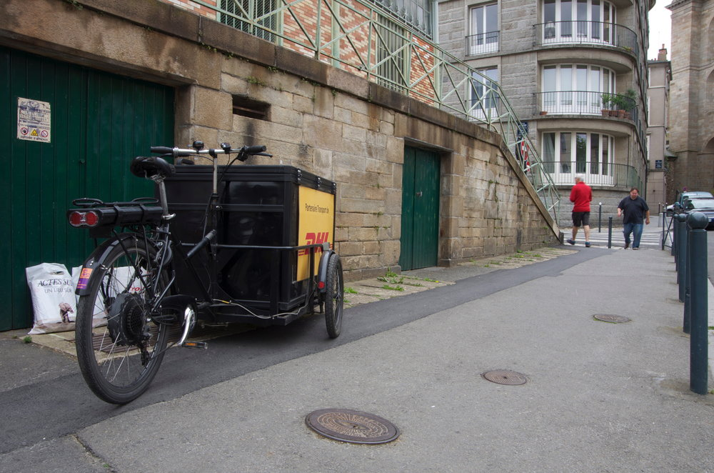 Rue des Lices, Rennes