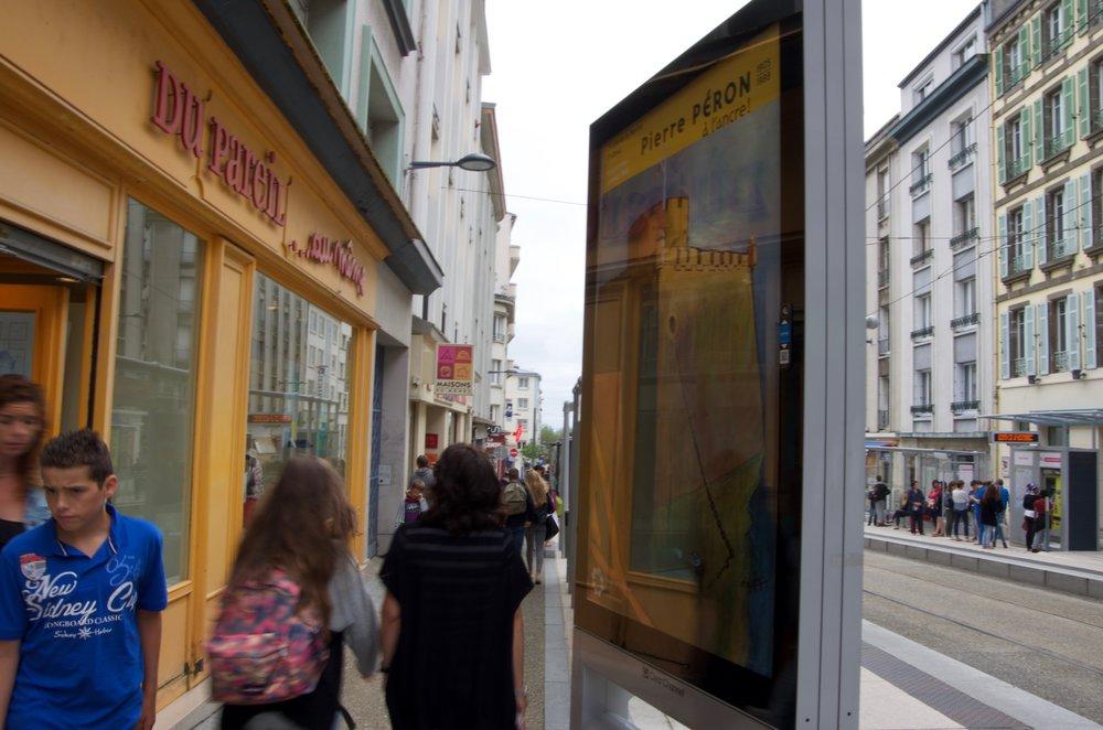 Rue Jean-Jaurès, Brest