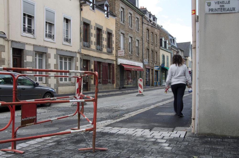 Rue Général Leclerc, Lamballe