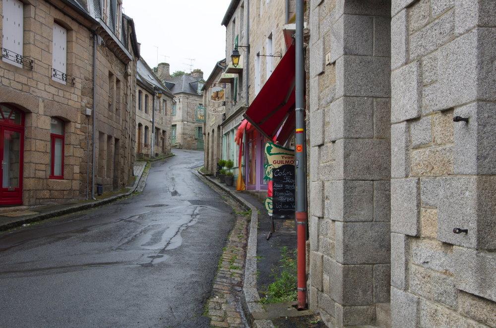 Rue de l'Union, Moncontour
