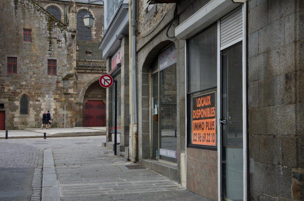 Rue St-Jacques, St-Brieuc