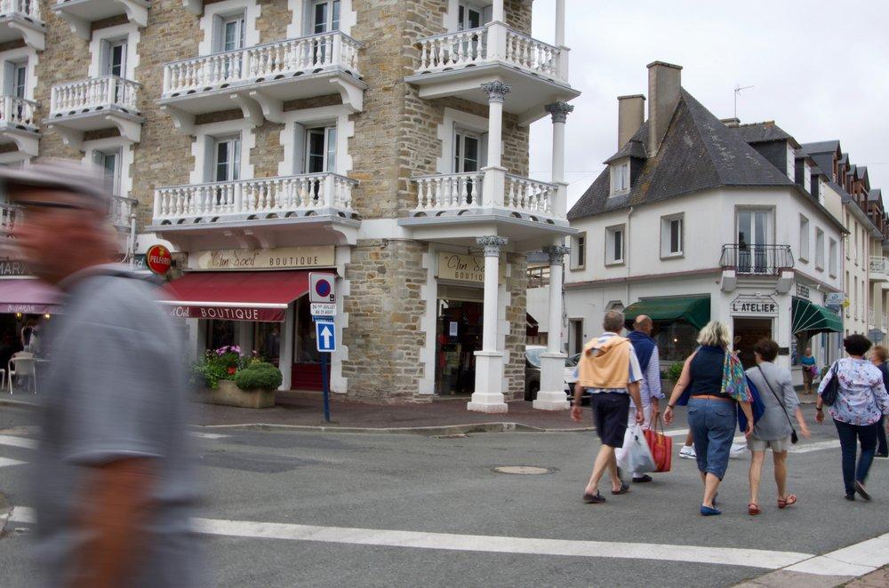 Boulevard Duponchel, St-Cast-le-Guildo