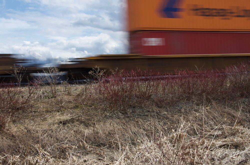 Trains (Étude 3, No.1)
