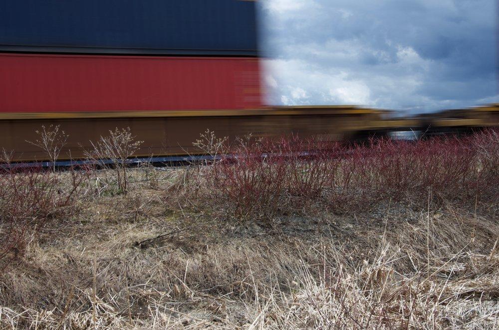 Trains (Étude 3, No.2)