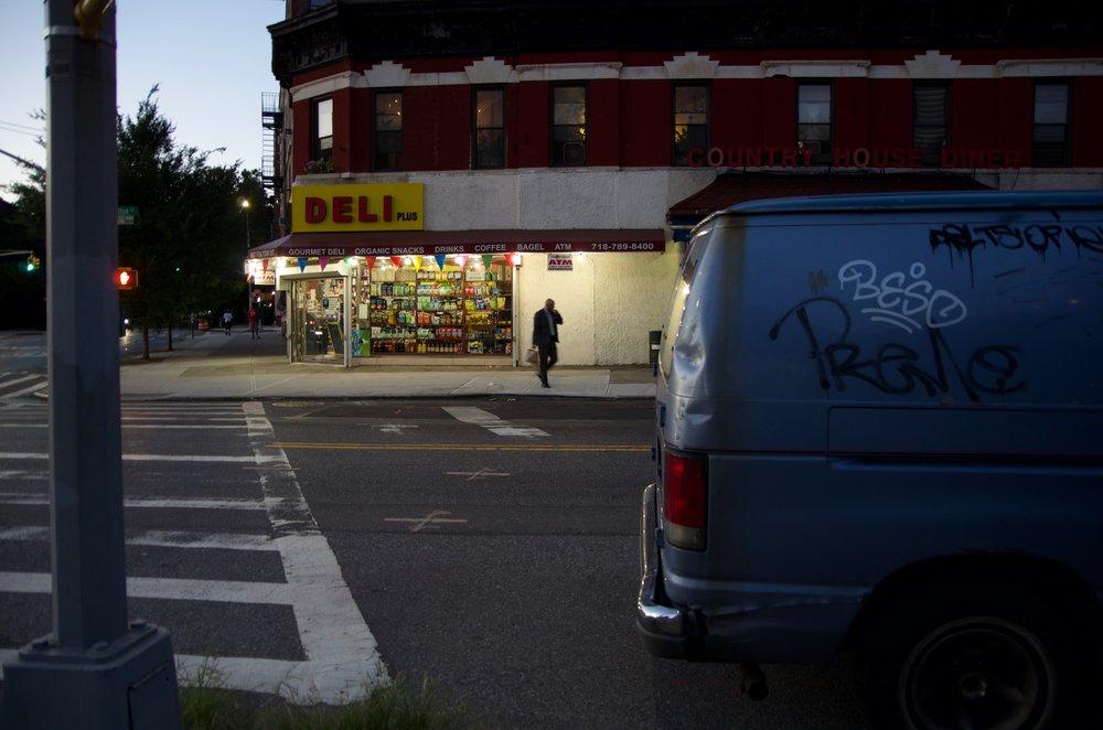 Deli, Fulton Street, Brooklyn - NYC