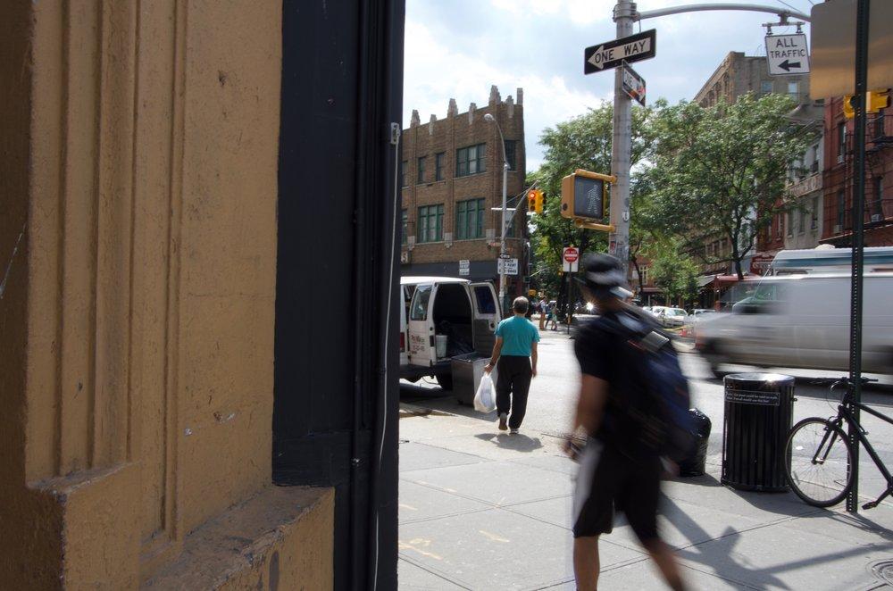 Grove Street at 7th Avenue, Manhattan - NYC