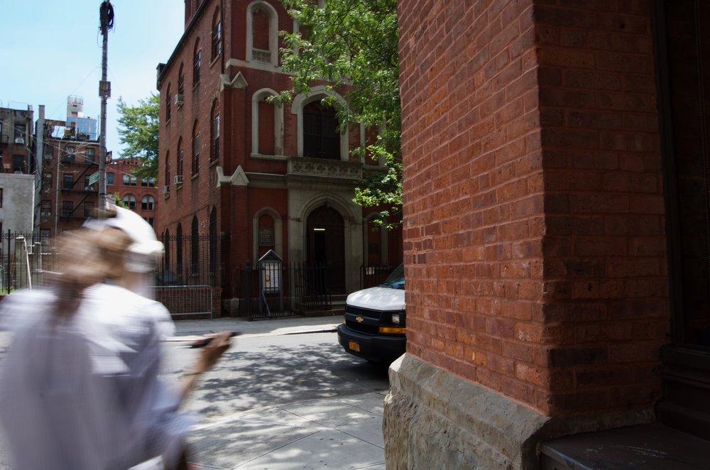 Toward Mulberry Street, Jersey Street, Manhattan - NYC