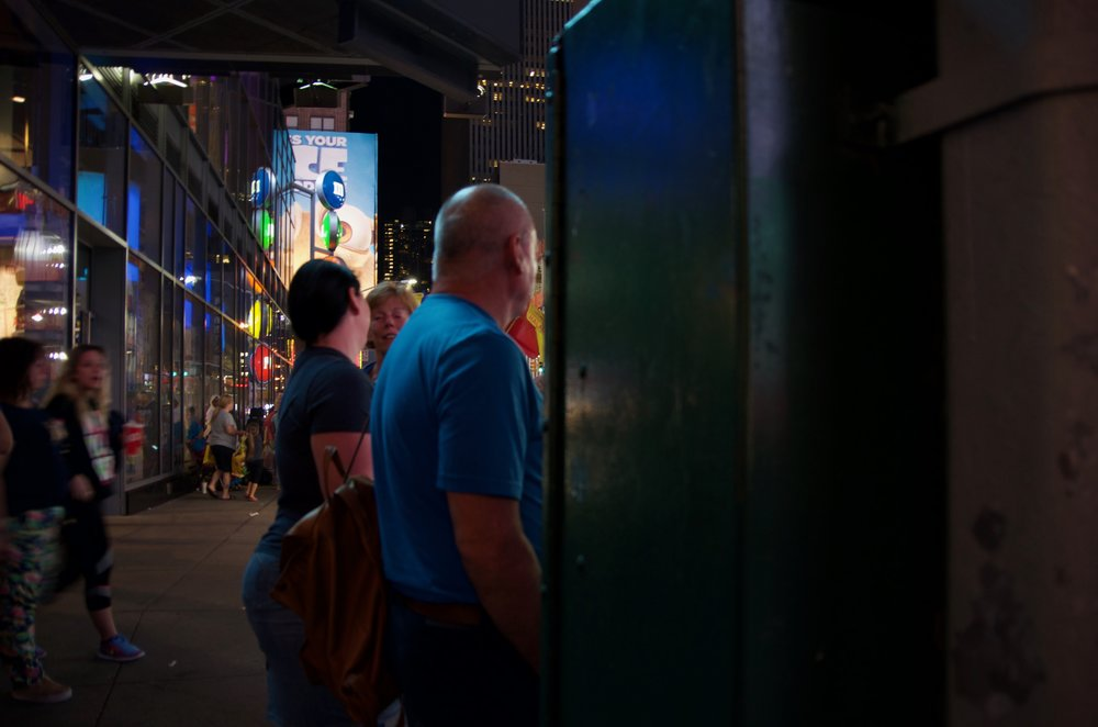 Midnight on Times Square, Series 19 1/2