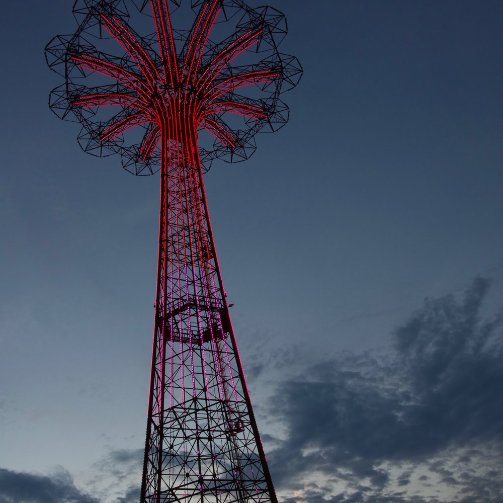 The Parachute Jump, Coney Island, Brooklyn
