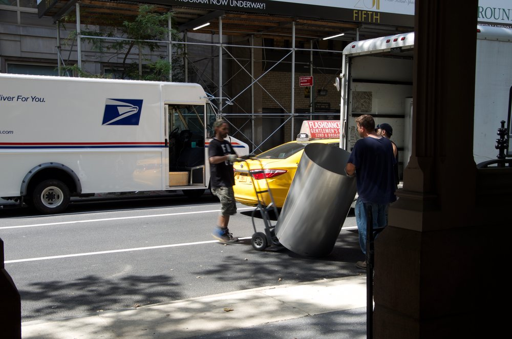 Delivery, East 29th Street, Manhattan - NYC