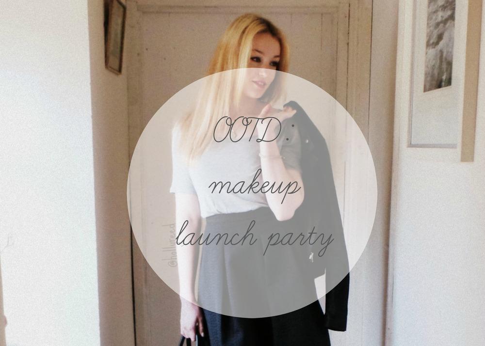 ootd:makeuplaunch