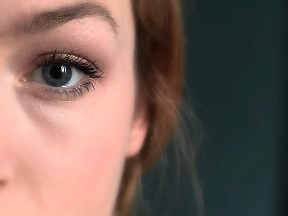 Natural, flattering, everyday makeup Mascara
