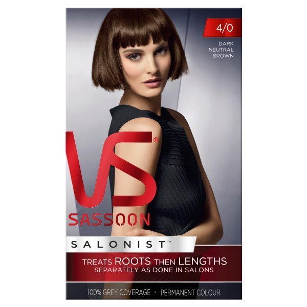 VS Sassoon Salonist Hair Dye Review Lady Life Holly Reed