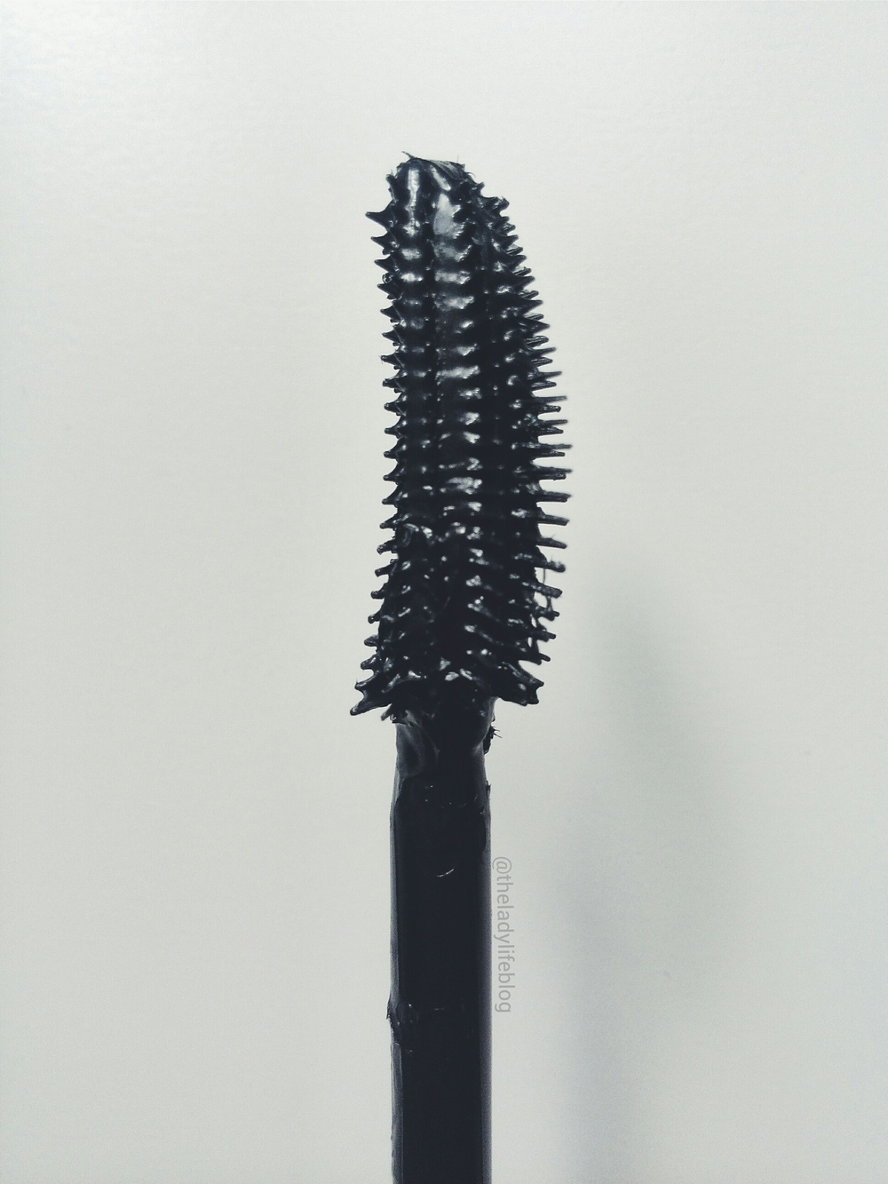 Maybelline Lash Sensation Multiplying Mascara Review comparision Holly Reed Lady Life