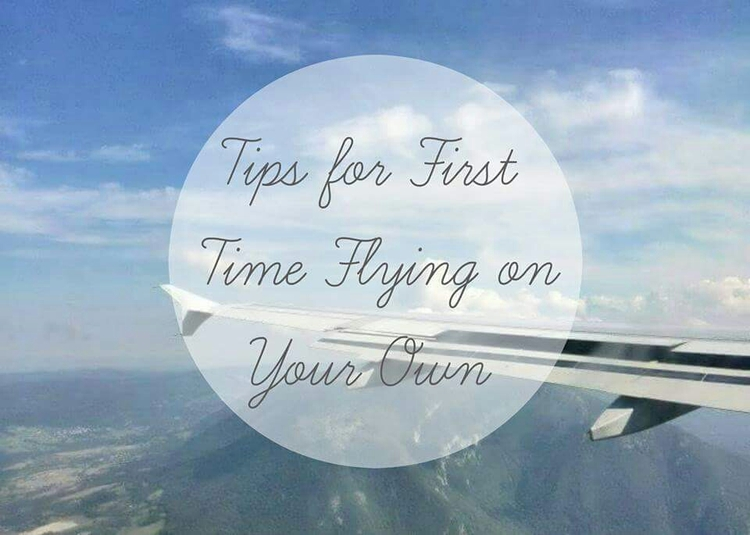 Flying can be daunting even when your with family and friends but there  comes a time when you have to check in and fly solo. Here are some of my  tips to ...