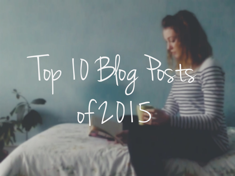 Top 10 Most Popular Blog Posts of 2015