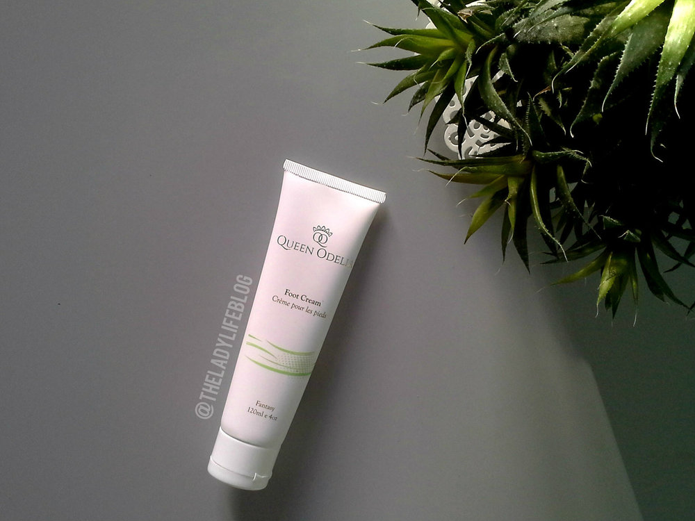 Queen Odelia Foot lotion