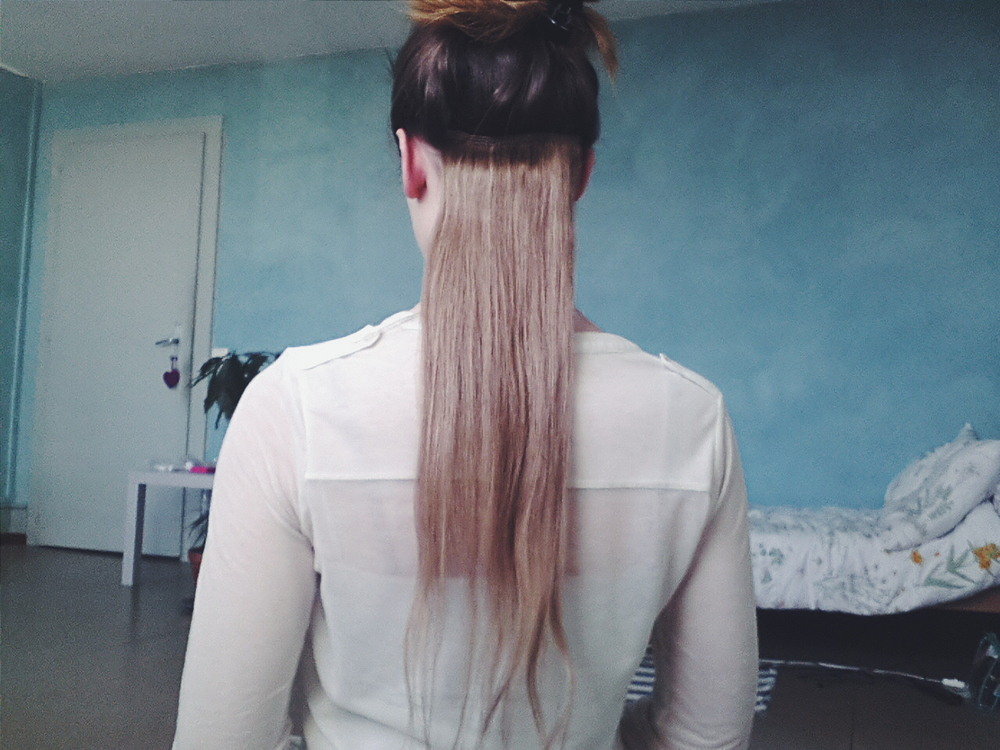 Hot to clip in and blend hair extensions perfectly