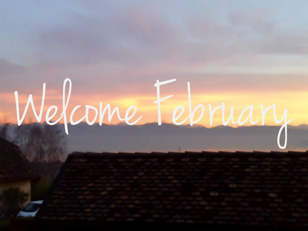 Welcome February Goals