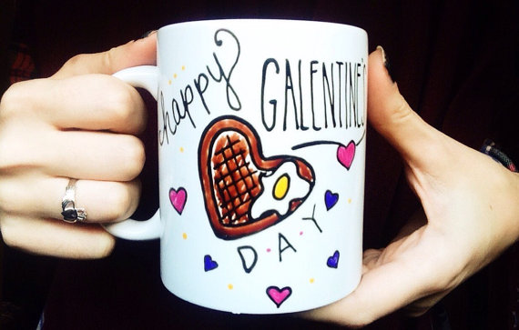 Guide to Galentines day Etsy gift
