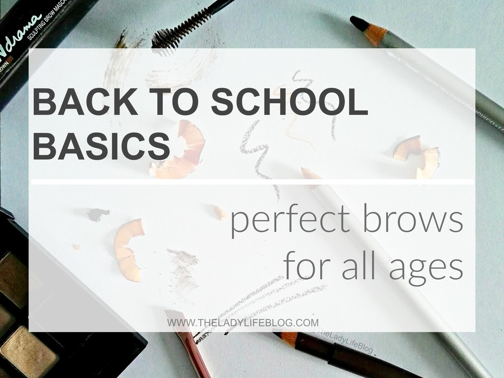Back to School Beauty: Perfect Brows for All Ages