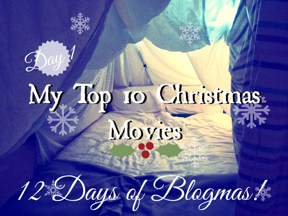 12 days of Blogmas