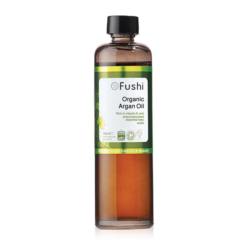 Fushi Organic Virgin Argan Oil