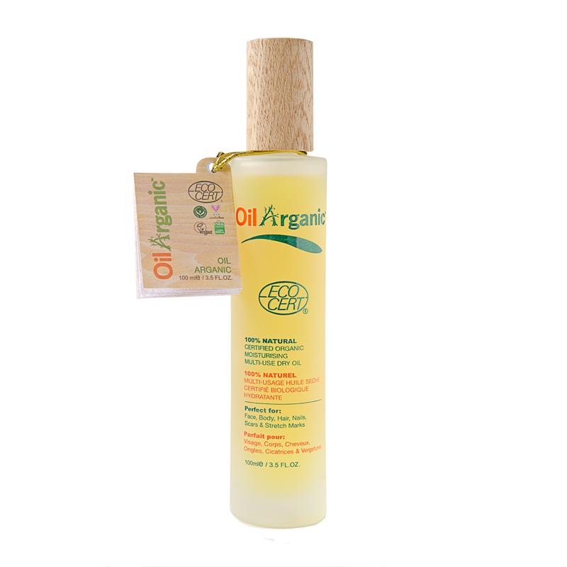 TanOrganic Oil Arganic Multi Use Dry Oil