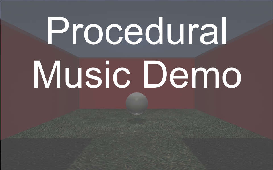 Procedural Music Demo