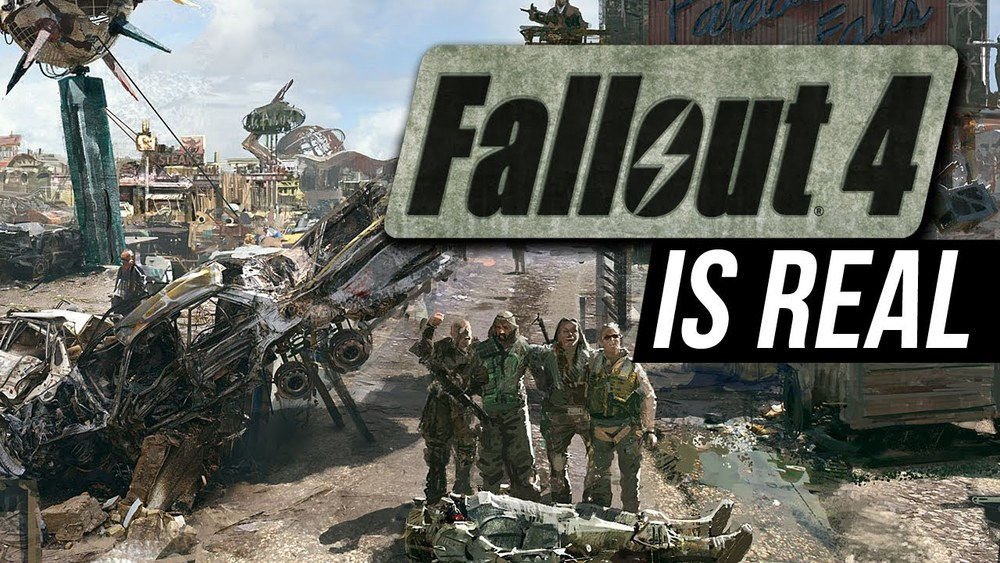 Click for Bethesda's 30-minute presentation on Fallout 4 (and Fallout Shelter)