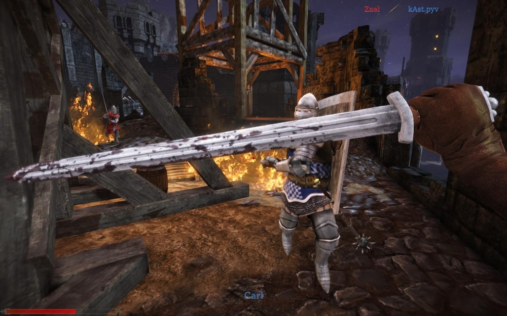 Image from Chivalry: Medieval Warfare