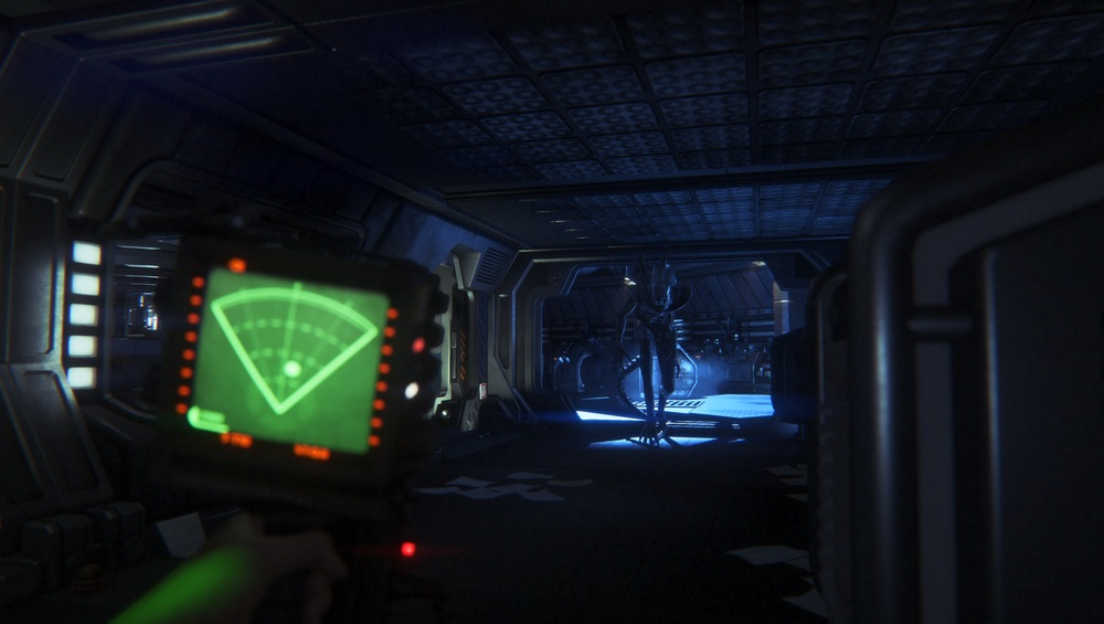 Alien Isolation is known for its brilliant AI.