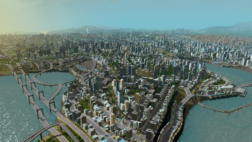 Games like Cities: Skylines are great for teaching you to plan ahead, how to multi-task and how to manage a crisis.