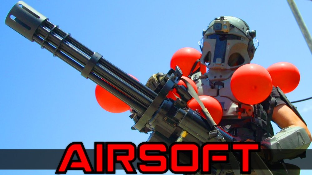 Airsoft pay to win. Click for the video.