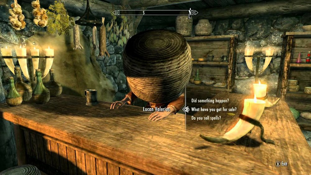 skyrim shopkeeper stealing basket.jpg
