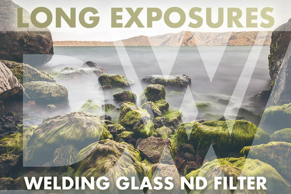 Welding Glass ND Filter
