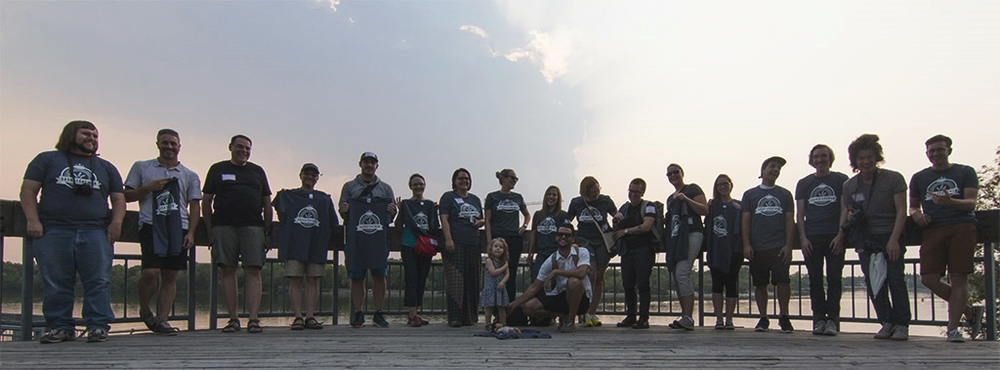 Attendance was good at this summer's InstameetYQR event at Wascana Park in Regina, Saskatchewan.