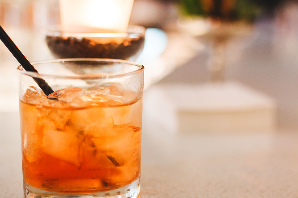 Malt City Bourbon & Shrub